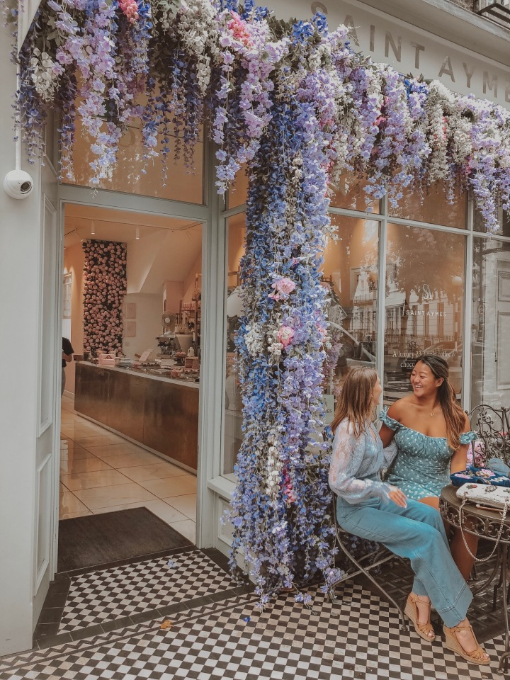 London's hottest Instagram spots in Marble Arch