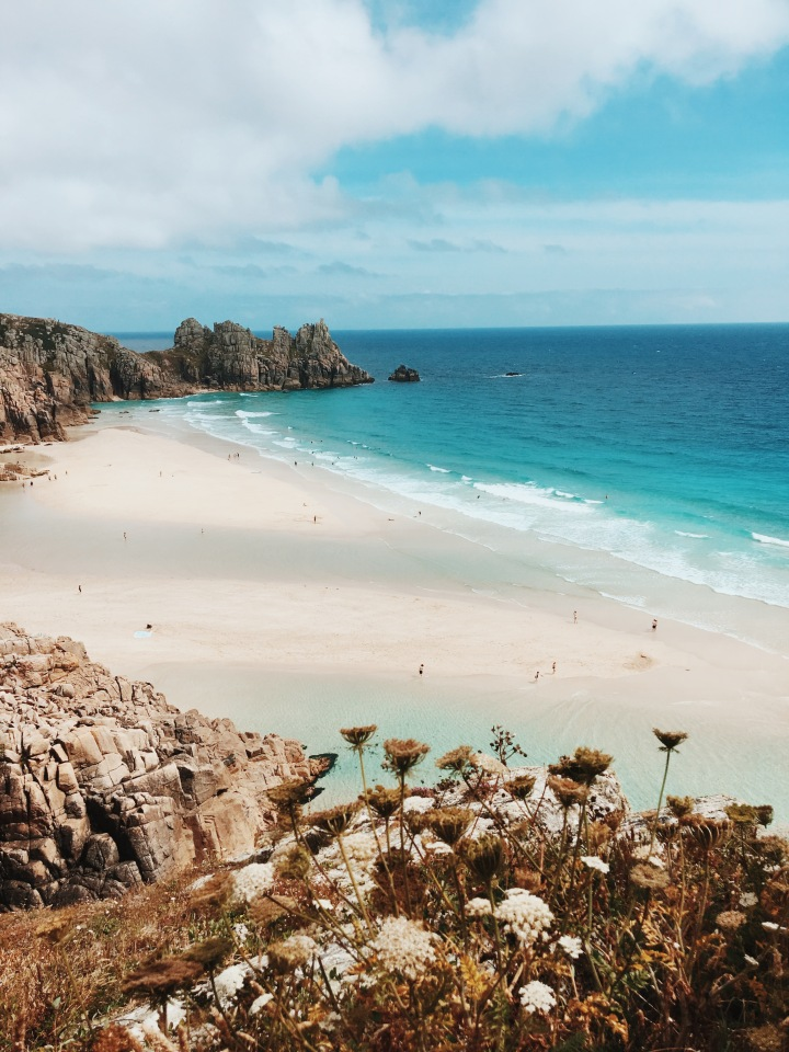 Your Guide to Pedn Vounder Beach in Cornwall