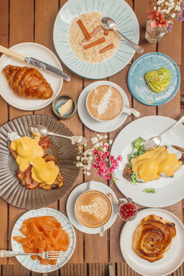 HOW TO INSTAGRAM YOUR BRUNCH