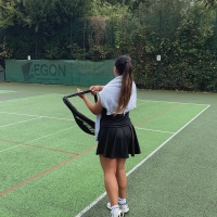 The Tennis Skirt